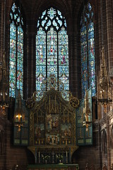 Windows (8mm & Other Stuff) Tags: city england urban liverpool canon 50mm nikon worship cathedral unitedkingdom coolpix digitalrebel merseyside s800 liverpoolanglicancathedral 3ti canondigitalrebelt3i liverpooljune6th