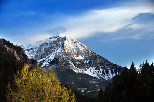 mount timpanogos at tibble fork may 2013 4