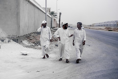 On the roadside (Dunez Photography & Design) Tags: road dusty walking workers sandy saudi arabia pakistani expats riyadh afghani