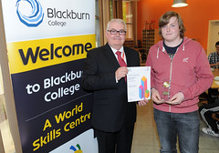 World Skills NW Heat (Blackburn College) Tags: college students competition it webdesign cisco microsoft computing networking informationtechnology worldskills blackburncollege