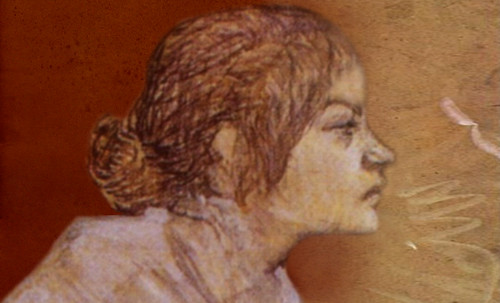 "Las Madeleines escuchando la soleada soledad, descripciones de Henri de Toulouse Lautrec (1889) y Pablo Picasso (1904). • <a style=""font-size:0.8em;"" href=""http://www.flickr.com/photos/30735181@N00/8805136773/"" target=""_blank"">View on Flickr</a>"