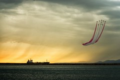 Red Arrows (Christophe_A) Tags: red nikon airshow greece arrows d800 patra christopheanagnostopoulos χριστοφοροσαναγνωστοπουλοσ χριστόφοροσαναγνωστόπουλοσ