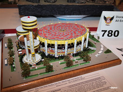 120810_220_IPMSusaNYworld (AgentADQ) Tags: new york usa scale model state fair hobby plastic international national convention worlds society diorama pavillion 1964 2012 modelers ipms modellers