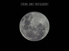 Super Moon (Serena178) Tags: sky moon big bright space large launch supermoon odc2