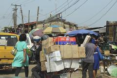 Lagos Overload (Jujufilms) Tags: traffic lagos nigeria motorcycle juju eko tranportation keke ikeja ayotunde lagosisland jujufilms jujufilmstv