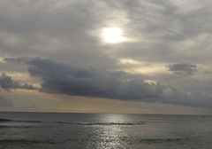 Clouds over the Sea (blum_minkel) Tags: west coast barbados