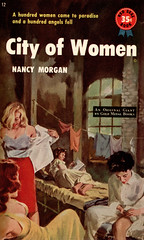 City of Women (McClaverty) Tags: illustration paperback pulp nancymorgan baryephillips