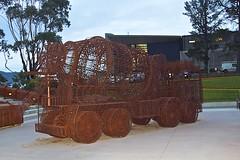 MONA-Mixer Tasmania (maginoz1) Tags: bridge june canon australia mona tasmania hobart 2013 fatcar