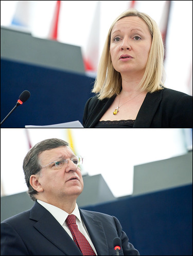 MEPs warnings on next EU Summit priorities ( José Manuel Barroso, Lucinda Creighton)