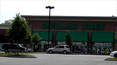 DOLLAR TREE #1708 HAGERSTOWN, MD (COOLCAT433) Tags: tree md dollar hagerstown 1708