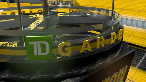 "TD Garden Jumbotron • <a style=""font-size:0.8em;"" href=""http://www.flickr.com/photos/97803833@N04/9096056602/"" target=""_blank"">View on Flickr</a>"