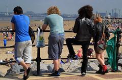 (David Rothwell (rothwell172)) Tags: street people urban metropolis rockers socialdocumentary newbrighton infocus highquality hairbearbunch
