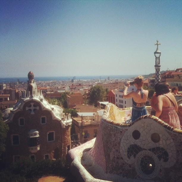 Antoni Gaudís 161st birthday! #Gaudi #Gaudí