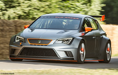 Seat Leon Cup Racer (amarsh2009) Tags: cup festival speed seat leon goodwood racer 2013