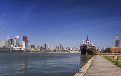 Down by the docks (GBaker63) Tags: toronto skyline docks ship harbour lakeontario sigma1020mmf456exdchsm canoneos60d algomaquebecois