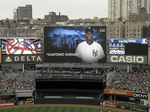 Again A Yankee, Alfonso Soriano