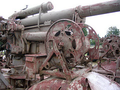 "88mm FLAK 36 (5) • <a style=""font-size:0.8em;"" href=""http://www.flickr.com/photos/81723459@N04/9439957083/"" target=""_blank"">View on Flickr</a>"