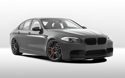 2013 Vorsteiner BMW M5 pictures and video