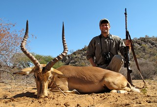 Namibia Luxury Hunting Safari 80