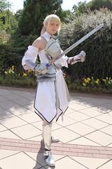 Cassandra from Soulcalibur (NekoJoe) Tags: uk england geotagged aya cosplay unitedkingdom convention cassandra coventry midlands soulcalibur ayacon gbr warwickartscentre animeconvention cassandraalexandra aya2013 ayacon2013 geo:lat=5237935695 geo:lon=156130850