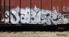 Jaber (graffinspector) Tags: life california street railroad art rock cali metal america train painting landscape photography graffiti la us photo los rust rocks paint track crossing pacific angeles photos earth background live tag tracks culture rail railway trains tags dirty textures southern dirt vandalism rails graff tagging materials inspector rubble paints jaber