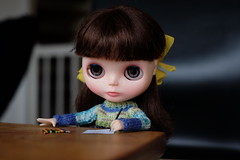 Marla the school girl