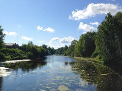 river Arkarka (alexei710) Tags: trip summer sunshine river walking siberia rest