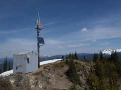 Building Near Summit