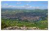 MILLAU (Dominique Rolland ) Tags: panorama france nikon europe ciel dominique nuages vue rolland rocher ville verdure voie millau larzac romaine aveyron midipyrénées d5100