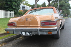 1977 Lincoln Versailles (jeremyg3030) Tags: cars ford mercury versailles monarch granada lincoln 1977