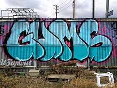 GUMS (UTap0ut) Tags: california art cali graffiti la los pain angeles socal cal graff utapout
