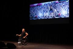 Dylan Alcott   TEDxSydney 2015 (TEDxSydney) Tags: ted sydney australia nsw speaker preparation sydneyoperahouse rehearsals tedx tedxsydney tedxsydney2015 dylanalcott