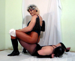 For Your Pantyhose Wrestling 97