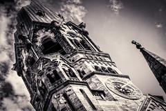 Clock (Fairy_Nuff (new website - piczology.com!)) Tags: berlin tower clock church memorial kaiser gedchtniskirche wilhelm