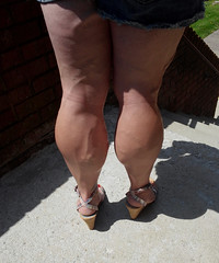 2015050j1jj (ARDENT PHOTOGRAPHER) Tags: highheels muscular veins calves flexing veiny bodybuildingwoman