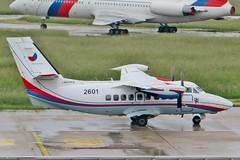 2601 Bratislava 25 May 2015 (ACW367) Tags: bratislava let 2601 turbolet czechairforce l410uvpe