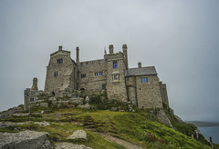 St Michael's Mount (y.mihov, Big Thanks for more than a million views) Tags: st michaels mount sightseeing sonyalpha trespass trust national cornish cornwall