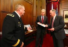 09-29-2016 Governor Bentley, Cabinet members meet with U.S. Ambassador to Romania