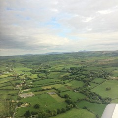 Ireland looks much nicer in my opinion #Ireland #plane #sky #fly #love (AlanMc69) Tags: iphone irish green flight plane ireland instagramapp square squareformat iphoneography