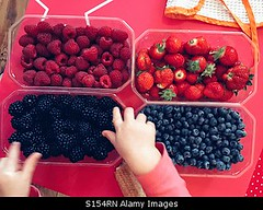 Photo accepted by Stockimo (vanya.bovajo) Tags: stockimo iphonegraphy iphone anti oxidants fruits toddler eating healthy strawberry hand strawberries raspberries raspberry blueberries blueberry kid children fresh