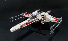 LEGO-Star Wars: T-65 X-Wing Starfighter (2) (Sir Prime) Tags: lego starwars anewhope originaltrilogy t65 xwing custom moc