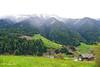 Santa Maddalena Alta, Dolomites, Italy (GSB Photography) Tags: italy funes bolzano dolomites trentino valley mountains peaks forest pasture greaterdolomitesroad valdifunes building serene serenity trees clouds mist nikon d60 100v10f 250v10f 500v20f 3000v120f 1000v40f 1500v60f aplusphoto
