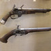Two antique Persian pistols