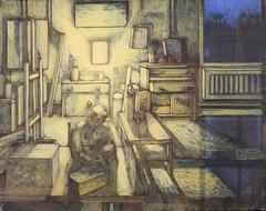 Εσωτερικό VII (2010) - ακρυλικά (40Χ50)