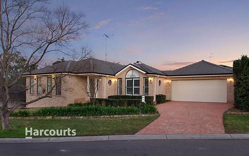 20 Vantage Crescent, Kellyville NSW 2155