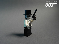 Spectre 007 ([E]ddy) Tags: spectre lego legominifiguren legominifigures legominifigs legography legominifig legominifigure legominifis yellow legominifiguur littleminifigures logo lightbox legoalt james jamesbond gun customgun guy minifigures minifiguren minifigs minifig minifigure moc minifiguur minifigres miniig man movie miniatuur mini modern micro mission 007