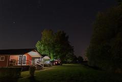 Lodges bei Nacht... (kaioettinger) Tags: de deu deutschland diewelt doktorsee europa germany landkreiseniedersachsens nbs niedersachsen rinteln schaumburg theworld
