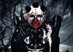 Dead Inside (Danne Guardian) Tags: horror halloween darkness october fantasy scars