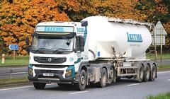 VOLVO FMX - LEITHS Aberdeen (scotrailm 63A) Tags: lorries trucks tankers