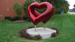 Embracing Heart 2 (Argyle302) Tags: knox presbyterian church embracing heart david platter